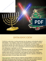 Estudio-Hanukkah vs Navidad