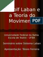 Rudolf Laban e a teoria do movimento