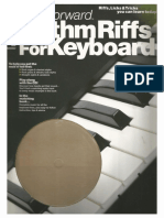 Coun Rhythm Riffs for Keyboard