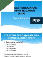 Strategi PdP