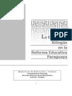 La Educación Bilingue en Educacion paraguaya