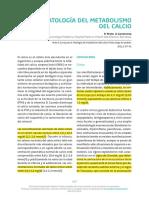 15 Patologia Del Metabolismo Del Calcio
