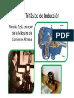 Motor Trifásico de Inducción 1º Parte