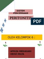 PP Peritonitis