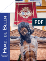 Boletín Anual 2017. Hermandad de Belén de Pilas.