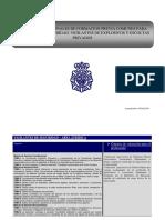 Criterios de Valoración Profesorado Seguridad Privada Por Policía