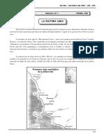 1ero. Año - HP - Guía Nº 1 - La Cultura Lima.doc