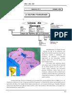 1ero. Año - HP - Guía Nº 2 - La Cultura Tiahuanaco