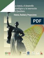 La ciencia, el desarrollo tecnológico y la innovación en Querétaro