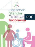 Pedoman Standar Toilet Umum Indonesia-2016