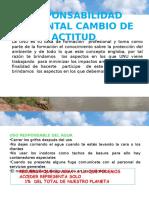 Responsabilidad Ambiental Cambio de Actitud