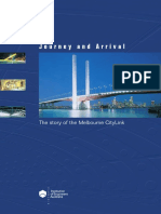Melbourne CityLink Book