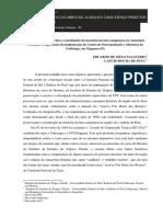 Projeto de digitalização acervo CPT