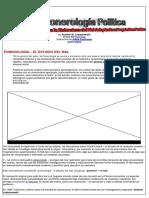 Ponerología Política - Una Ciencia Sobre la Naturaleza del Mal Adaptada a Propósitos Políticos.pdf