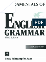 Fundamentals of English Grammar (3rd Ed) Longman1