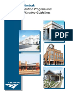Amtrak Station Program Planning Guidelines