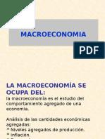Macro Economias