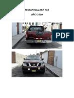 Cotización Alquiler de Vehículos