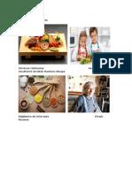Arte Culinario Aprendizaje Culinario