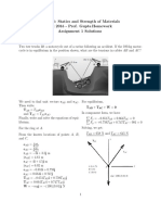 Statics HW1 Solutions