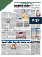 TuttoSport 19-01-2016 - Calcio Lega Pro