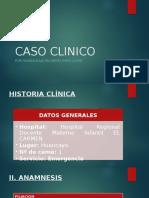 Caso Clinico sd doloroso pelvico