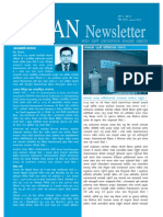 Newsletter March 2013