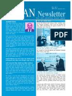 Newsletter September 2013