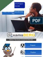 Examsberg PK0-003 Dumps
