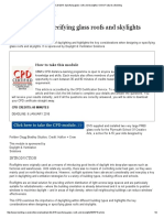 CPD 29 2015_ Specifying Glass Roofs and Skylights _ Online Features _ Building
