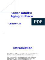 Ch. 24 Older Adults Ageing in Place