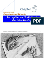 OB 13e_5 Perception and Individual Decision Making