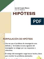 Clase Hipotesis PDF