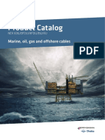 NEK 606Offshore Cables Catalog