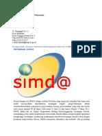 SIMDA Ntb Kantor