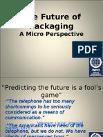 Schneider Speech - The Future of Packaging - June 2012