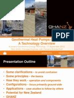 GHANZ Auckland 13Sep2012 GHPs a Technology Overview