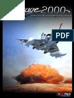 Mirage2000C Manual