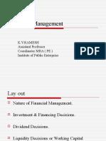57431652 Financial Management Ppt Pgdm2010 2