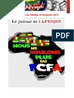 Le Journal de l'Afrique n°28
