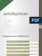 PPT obat anti depresan