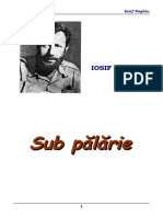 Iosif Naghiu - Sub palarie [v. 1.0].doc