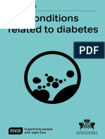 Understanding Eye Conditions Related to Diabetes