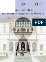 Crime Prevention and Security Management in Museums