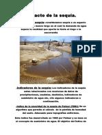 Impacto de La Sequía (Jose Juan)
