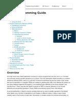 Spark Programming Guide - Spark 2.1
