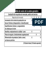 analisis Brechas Ganaderia Caqueta