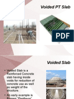 Presentation Voided PT Slab