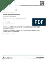 Decreto 46/2017