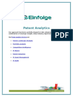 Einfolge - Provisional Patent Search